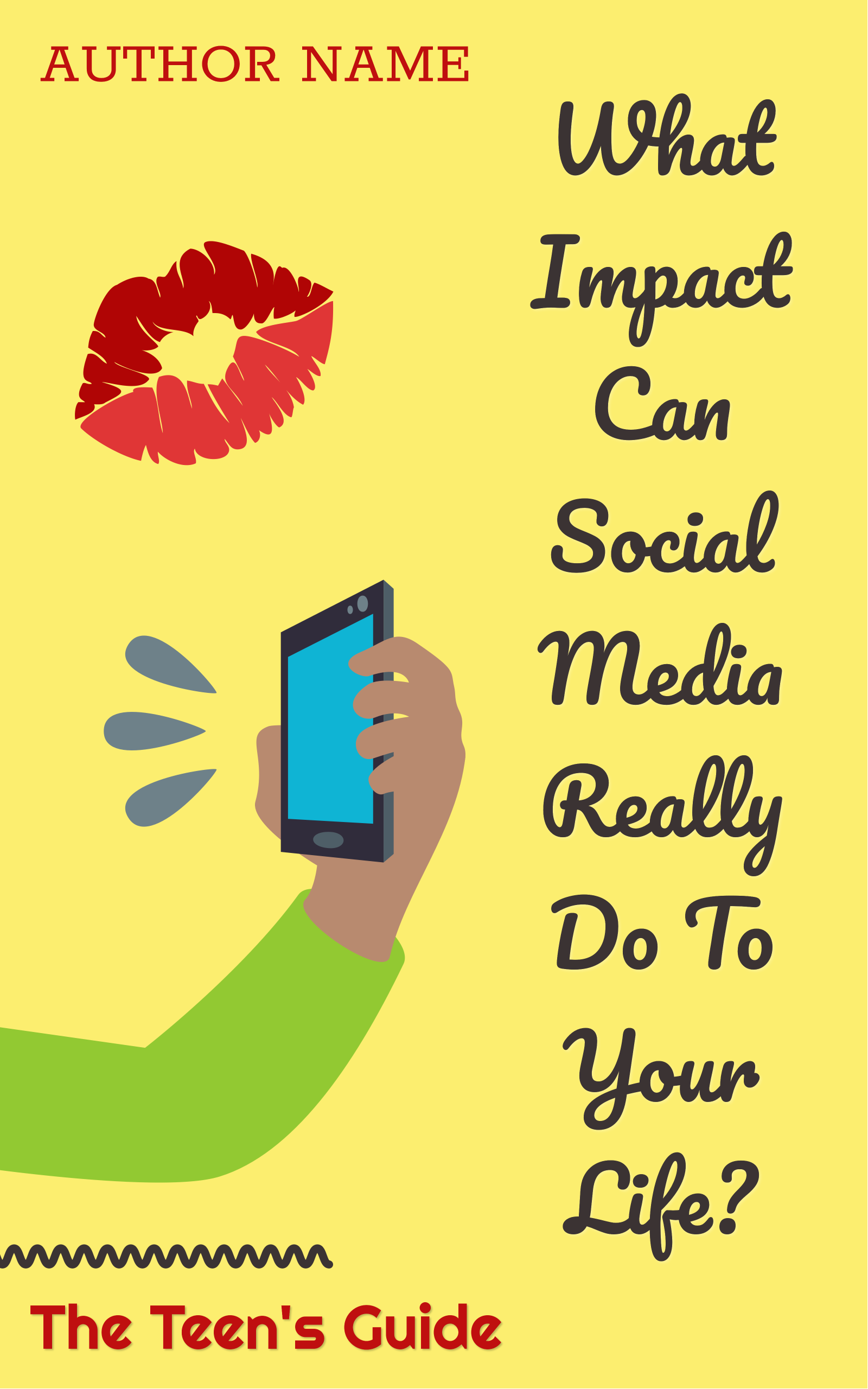 Impact of social media to your life