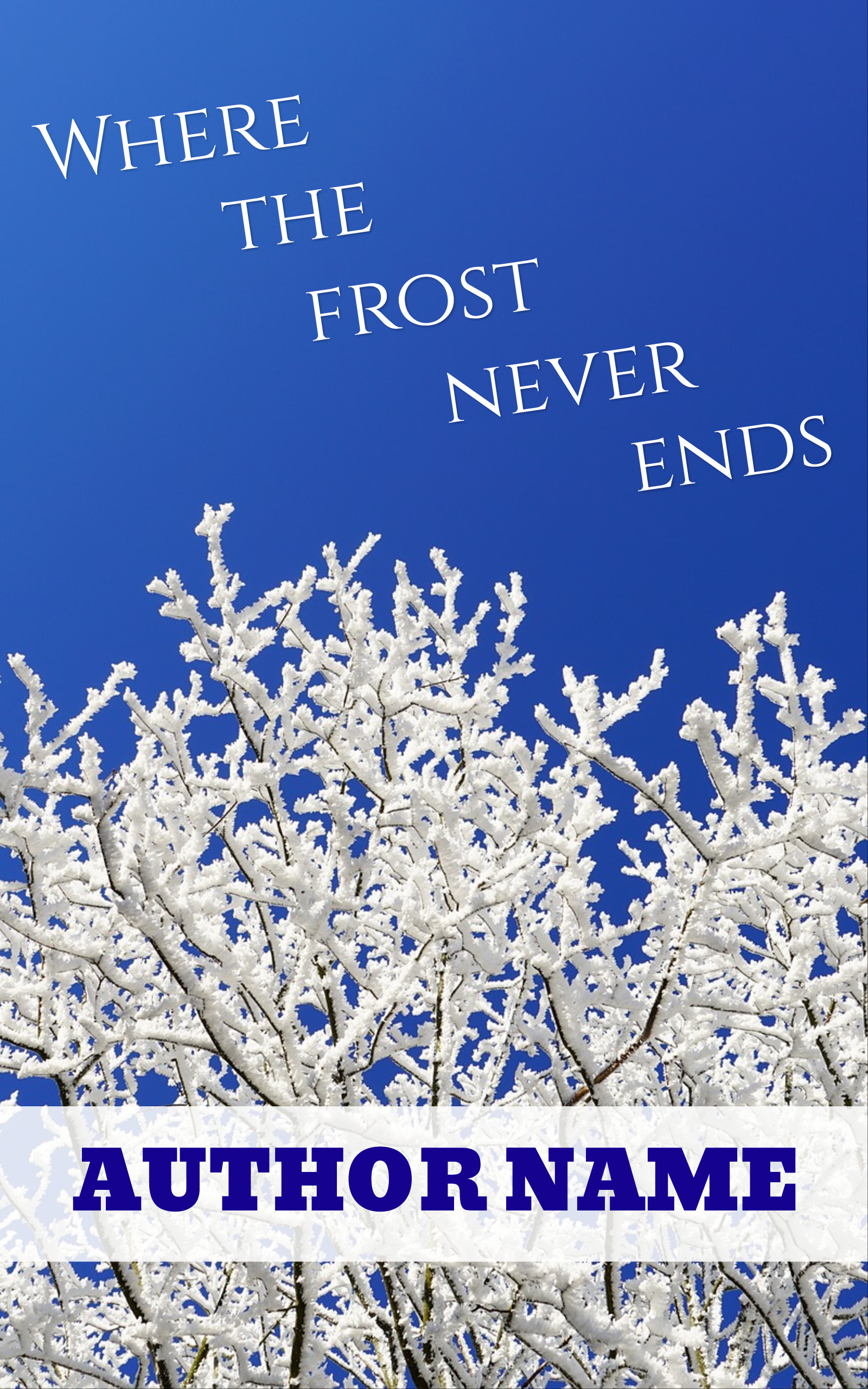 Where the frost never ends
