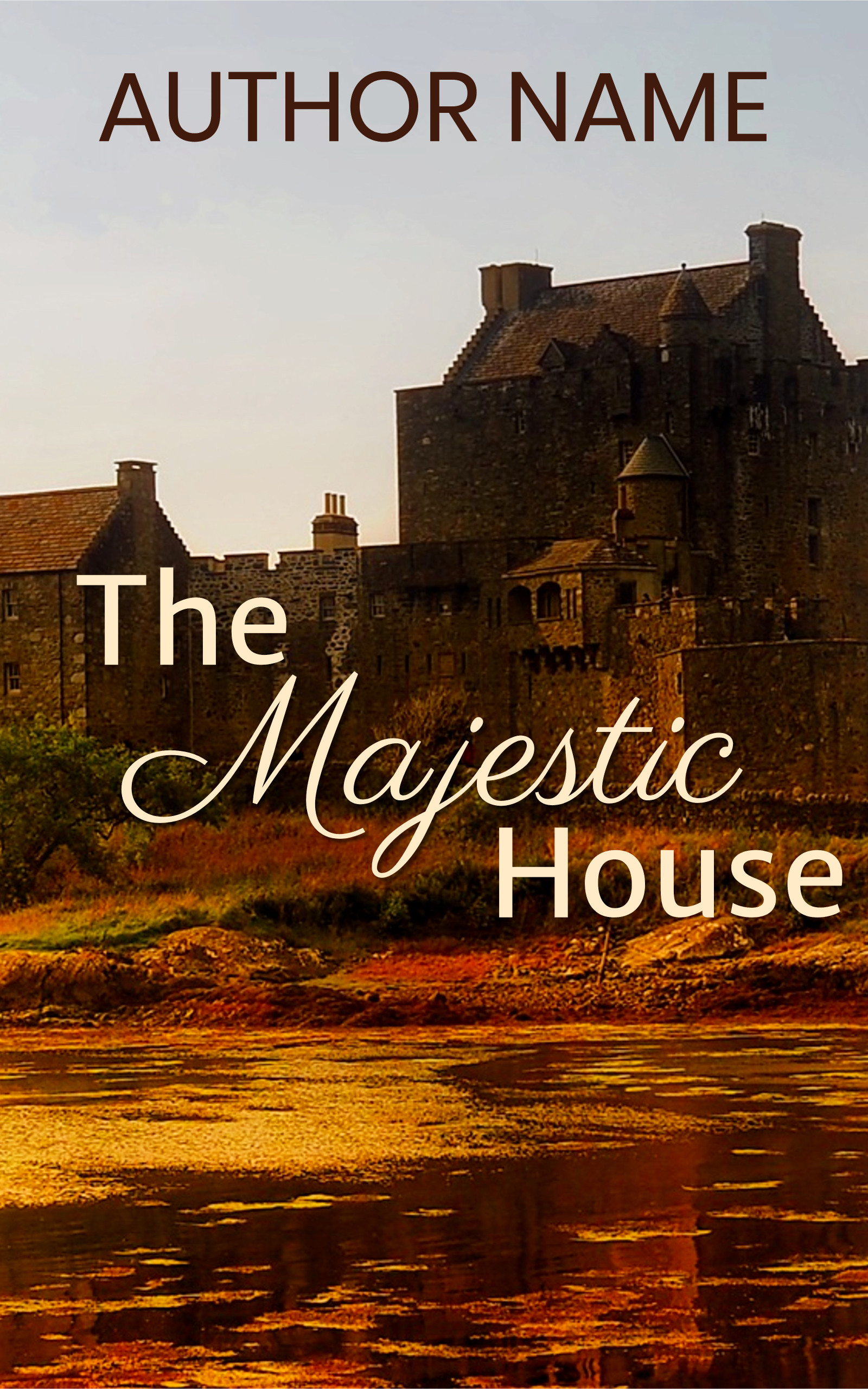 The majestic house