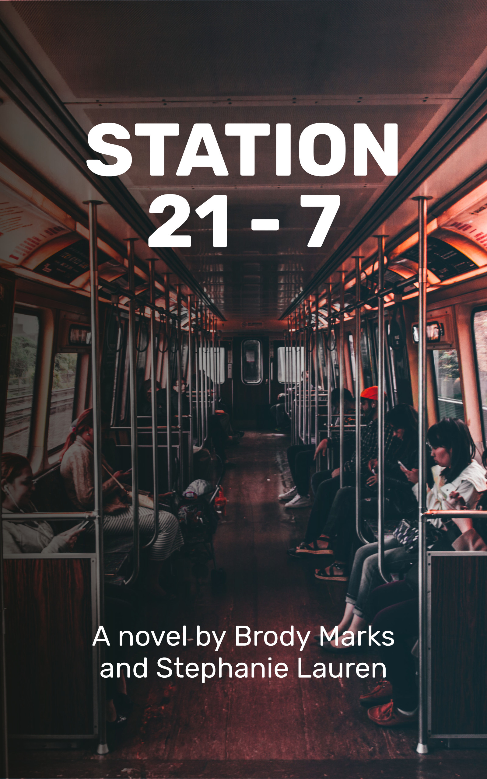 Station 21-7 Ebook Cover