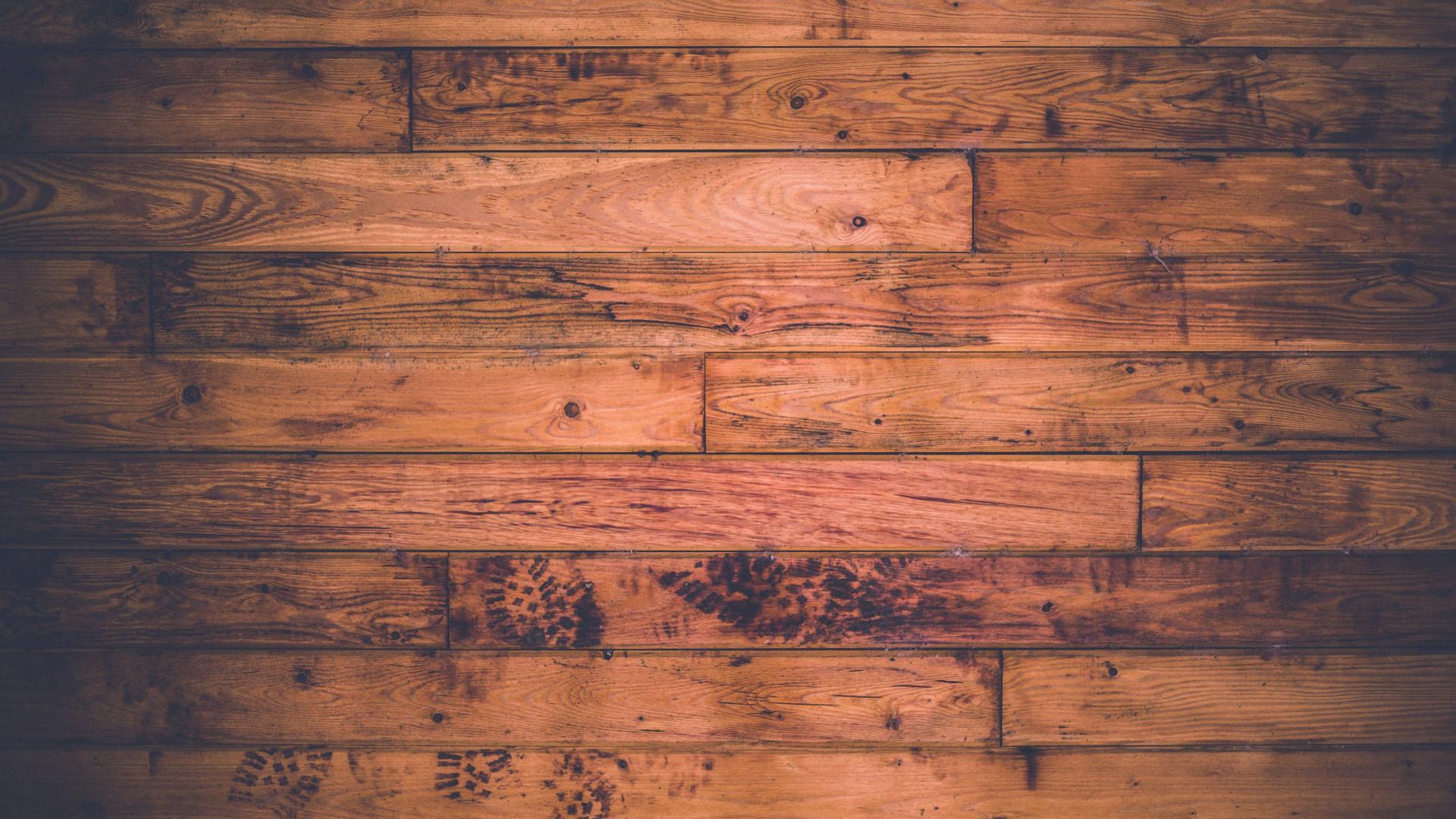 Wood Panels - Zoom Virtual Background