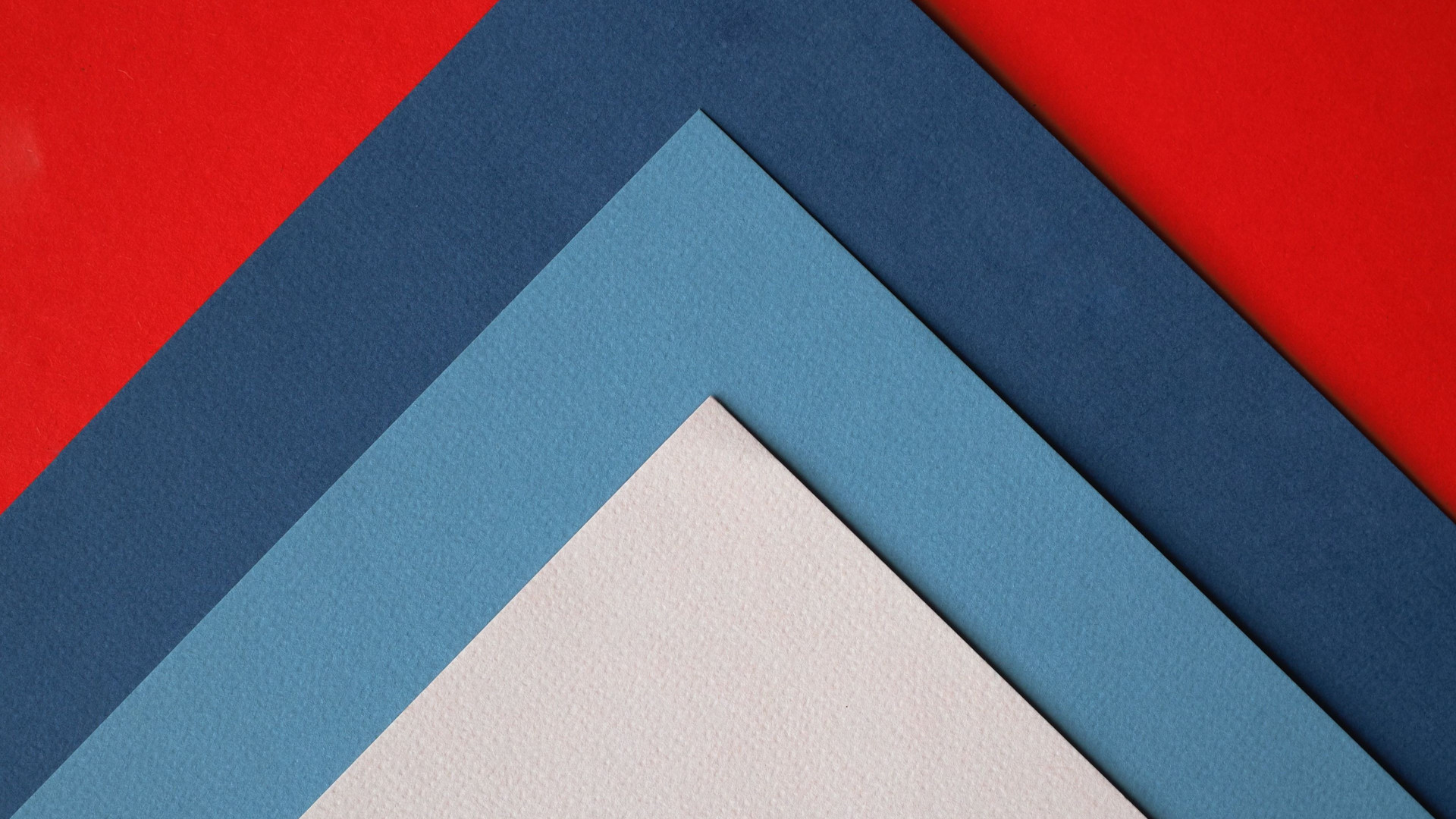 Triangle Card Layers - Zoom Virtual Background