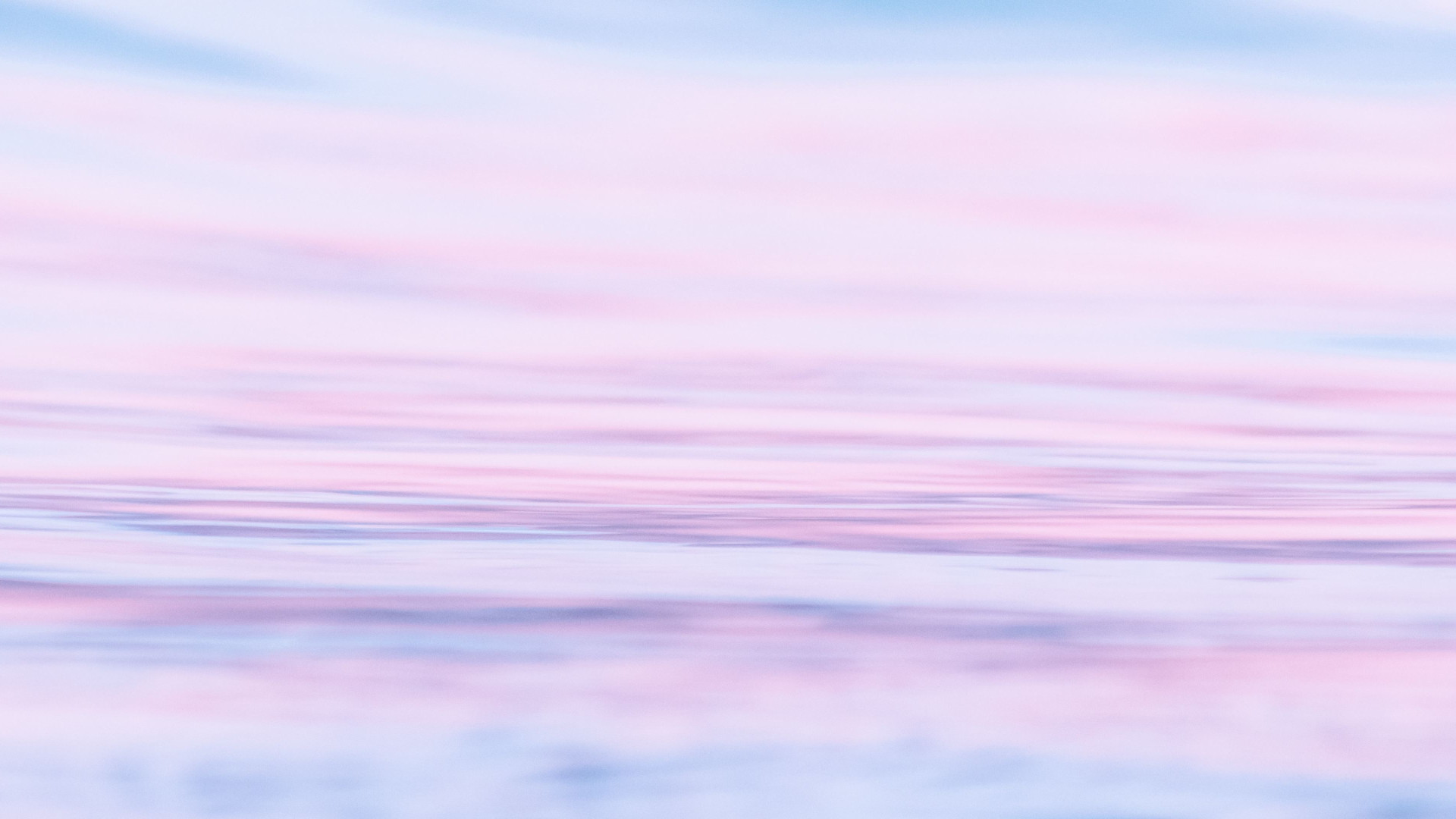 Pink Water - Zoom Virtual Background