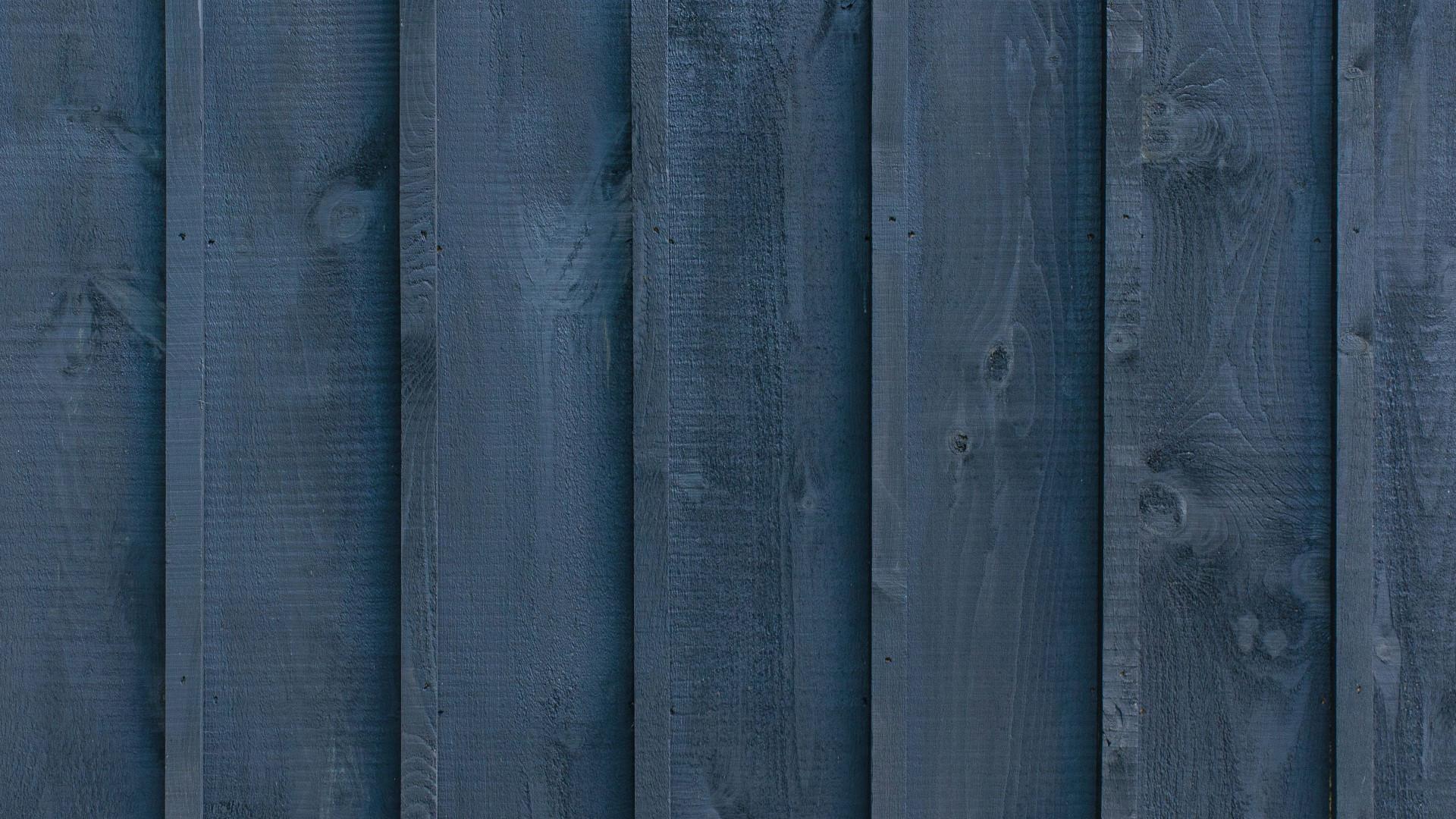 Dark Wood Panel - Zoom Virtual Background