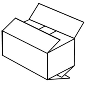 OVERLAP SLOTTED CONTAINER (OSC)