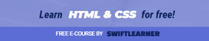 Learn HTML & CSS for free