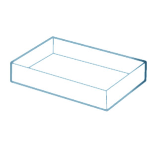 BOX TRAYS AND LIDS