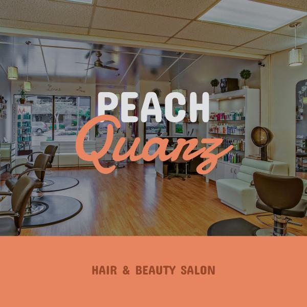Peach Quartz - Hair and Beauty Salon