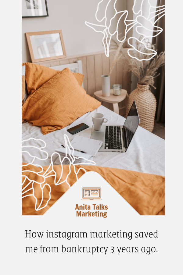 Story template for online marketers