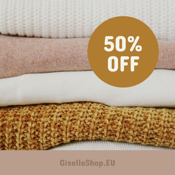 Promotion for Giselle Shop - 50% Off