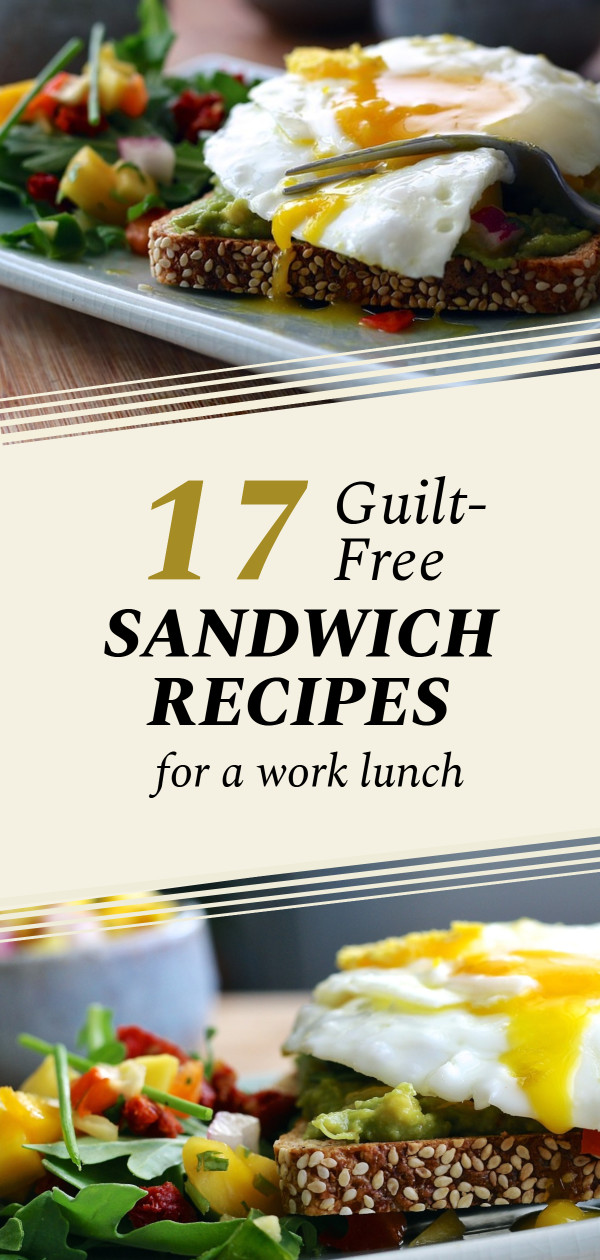 17 Guilt-free sandwich recipes