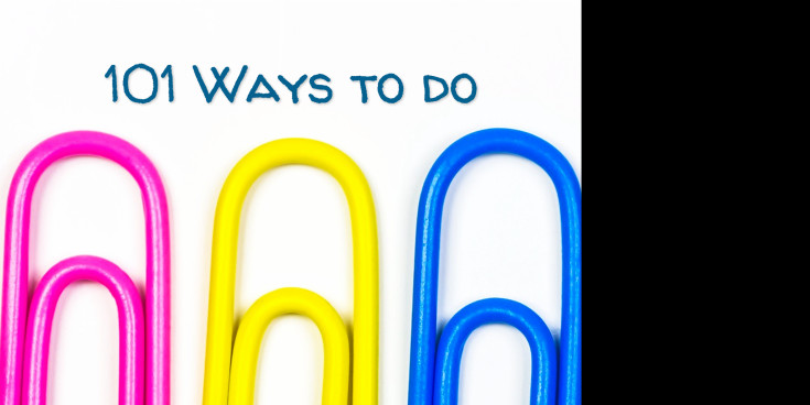 101 ways to go for it
