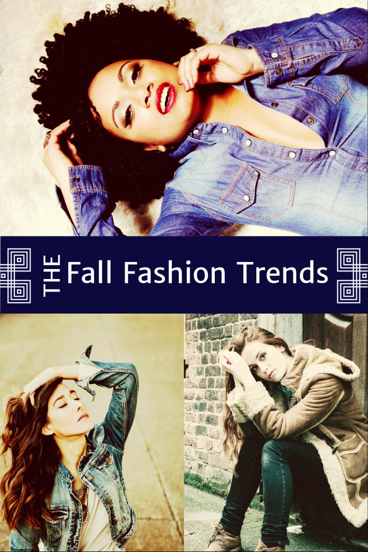 The fall fashion trends