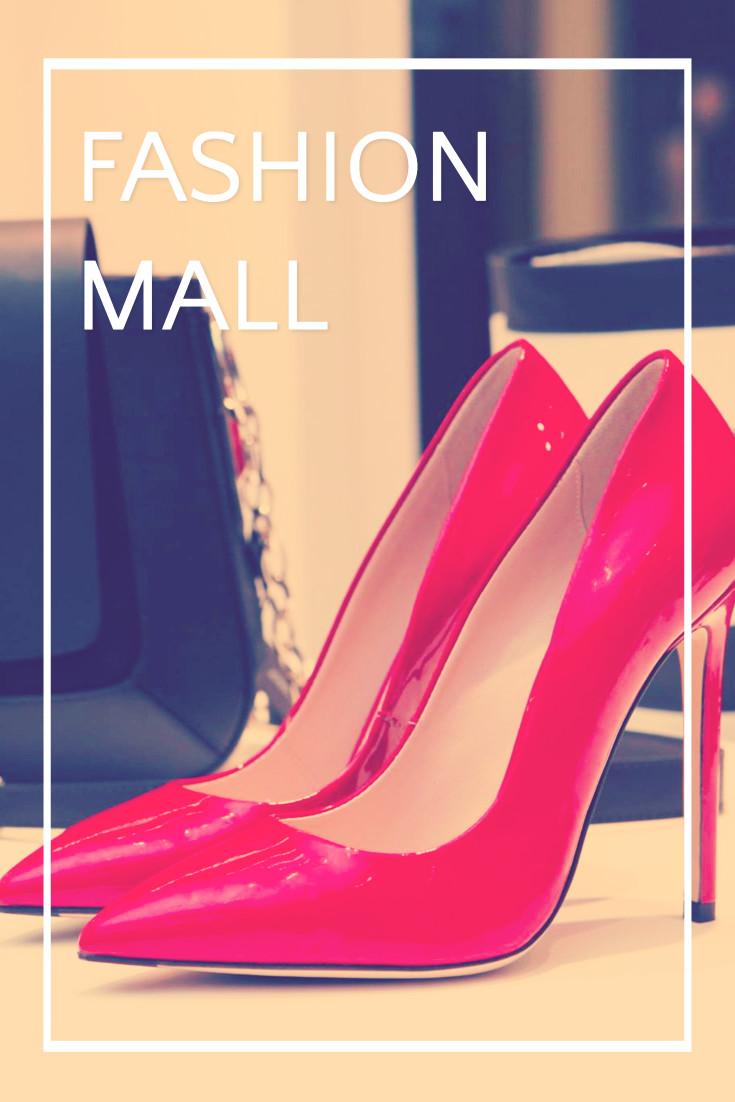 Fashion mall - clothes