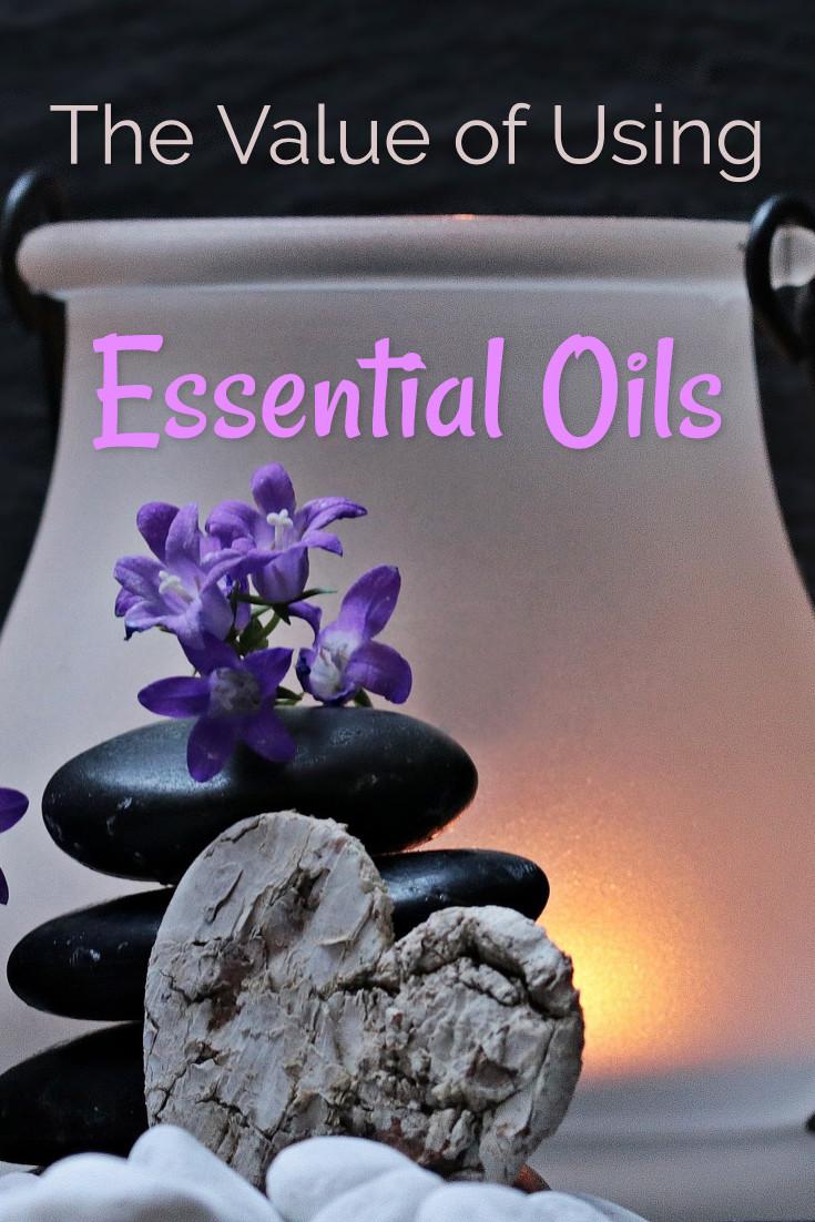 The value of Essential oils