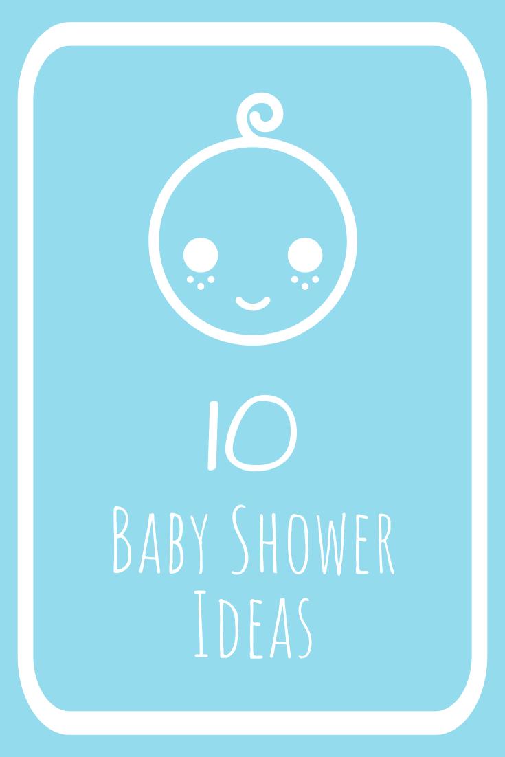 10 baby shower ideas