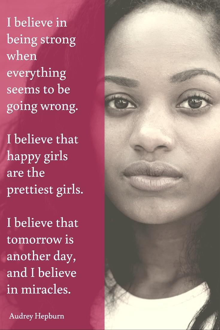 I believe - quotes