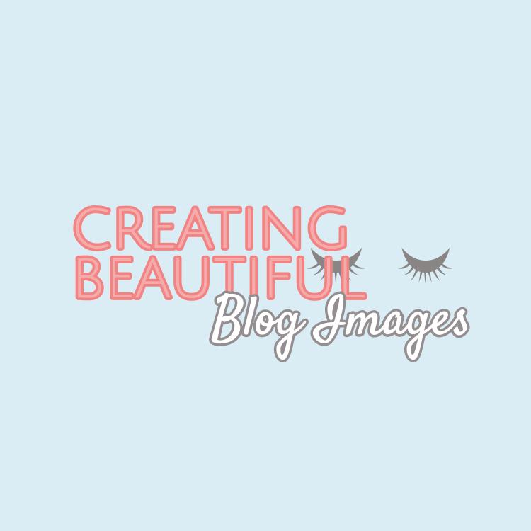 Creating beautiful blog images
