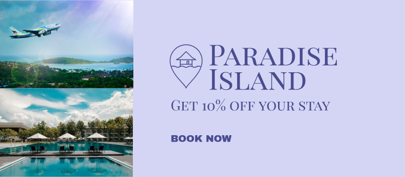 Paradise Island: Book Now!
