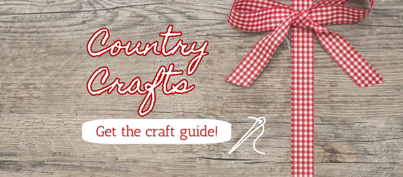 Country crafts - Guide