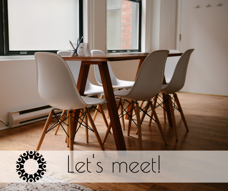 Let's have a meeting