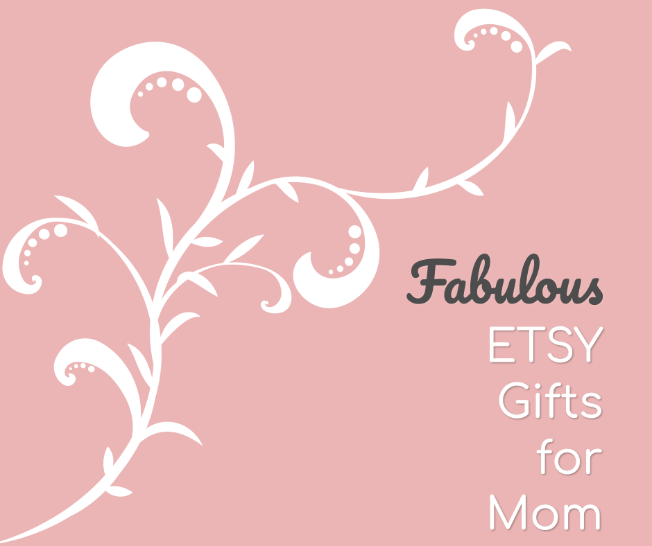 Etsy gifts for mom