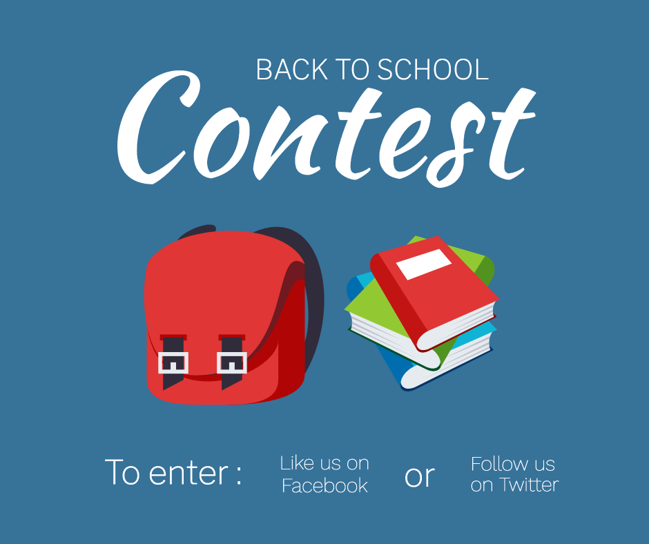 Back to school - Contest