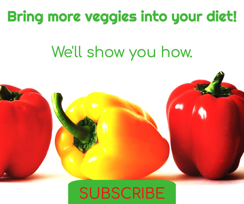 Bring more veggies into your diet