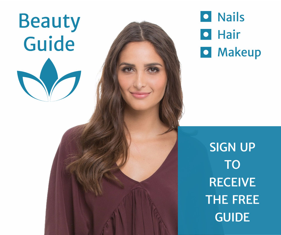 Beauty guide - sign up