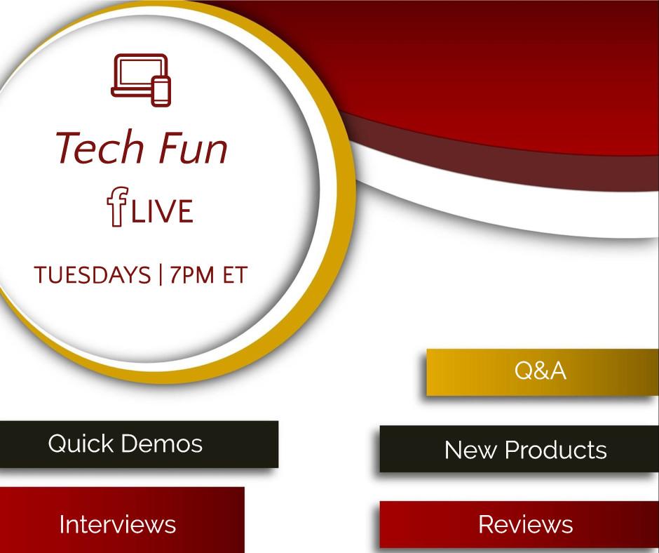 Tech fun live show