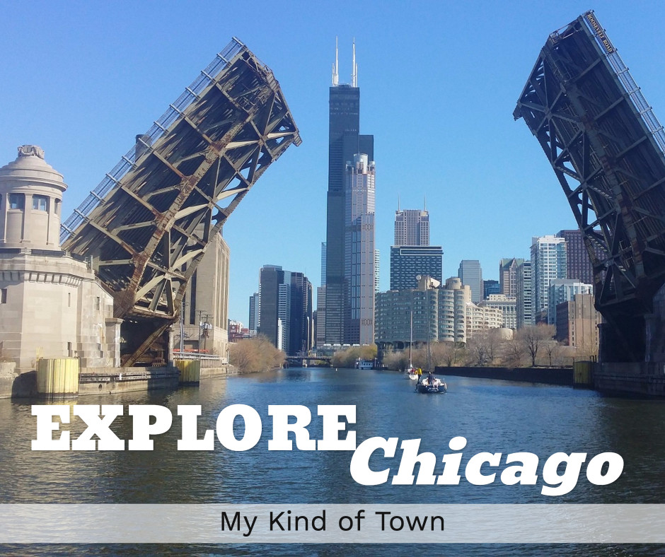 Explore Chicago - town
