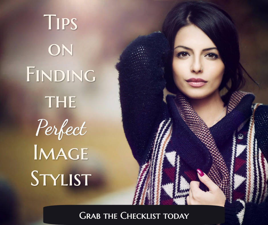 Tips on finding the perfect image stylist