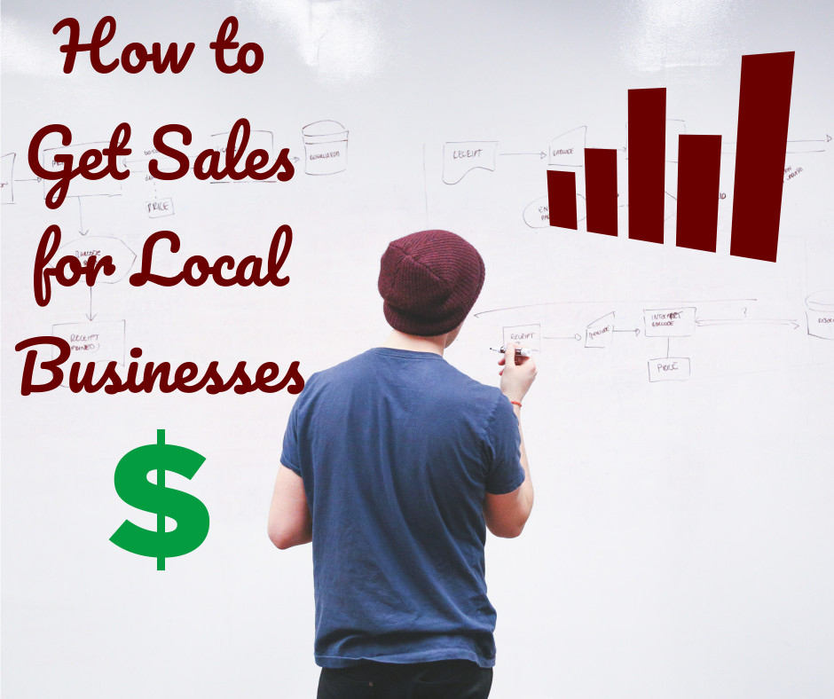 How to get sales for local businesses