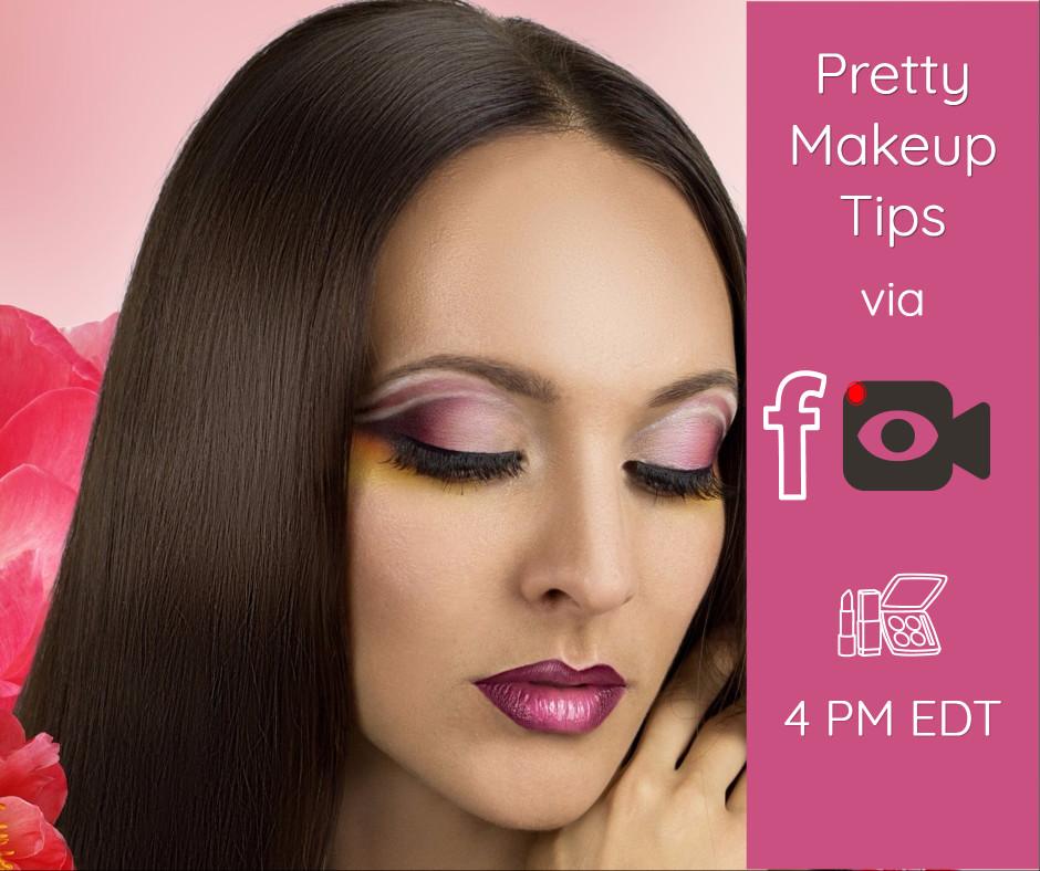 Pretty Makeup Tips