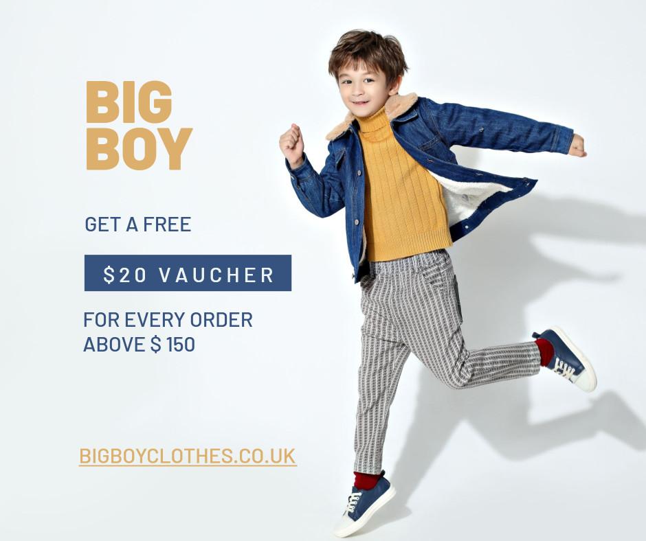 Big Boy - Get a free voucher