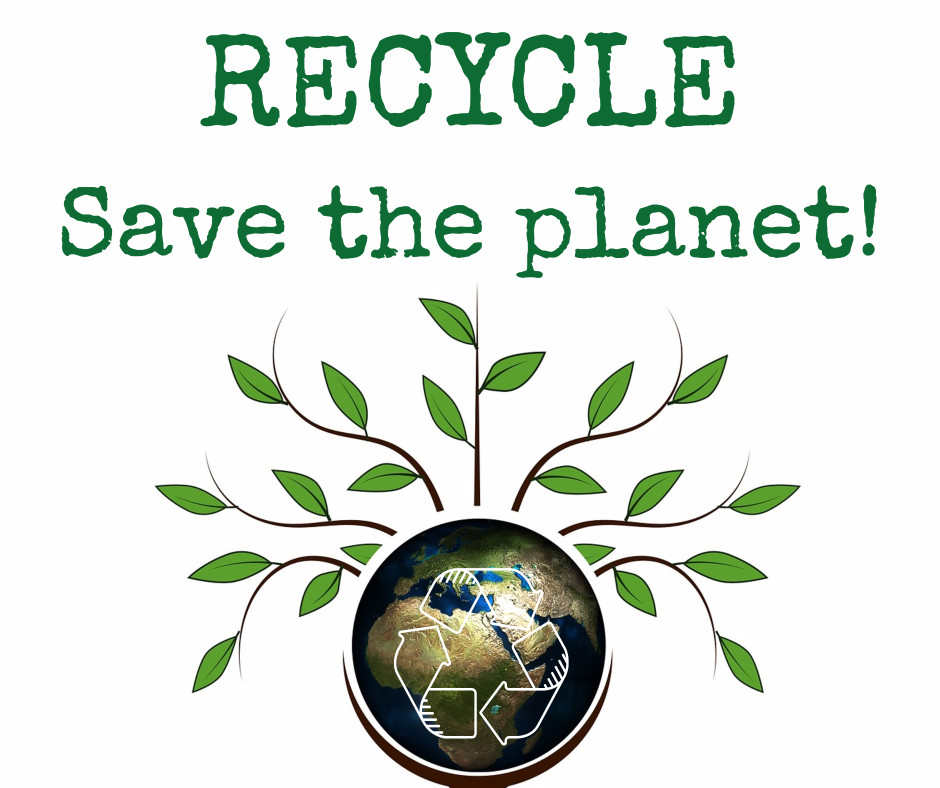Recycle - Save the planet