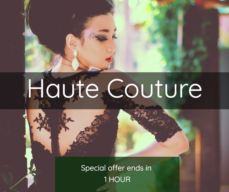 Haute couture offer