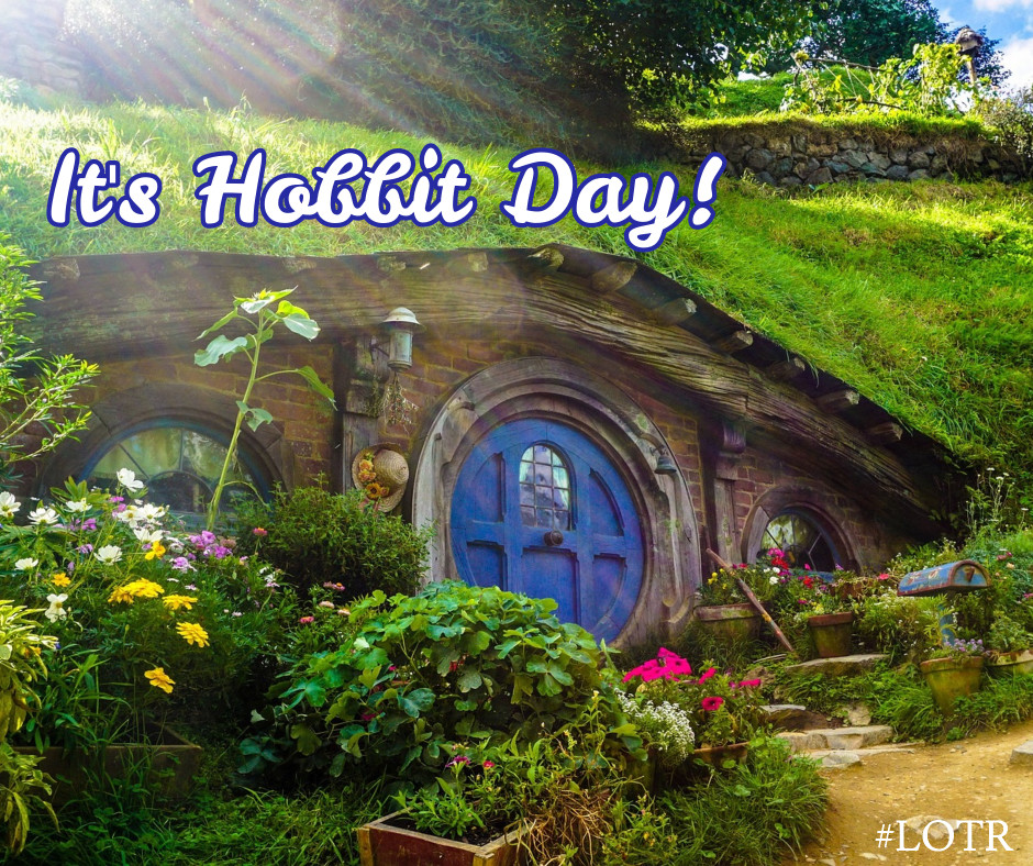 It's Hobbit day people