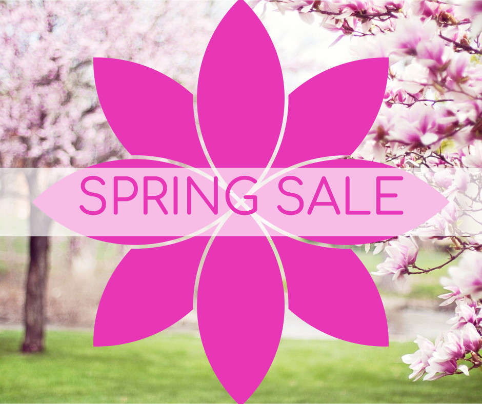 Spring sale stores