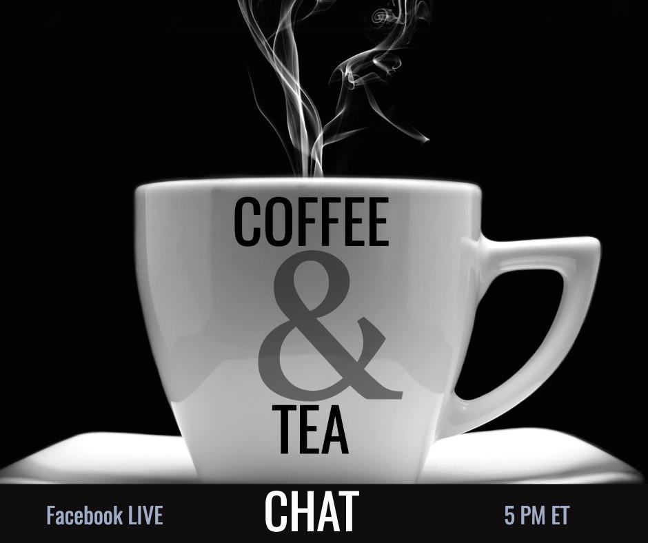 Coffee & tea - facebook live