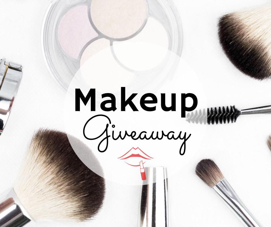 Makeup stuff giveaway