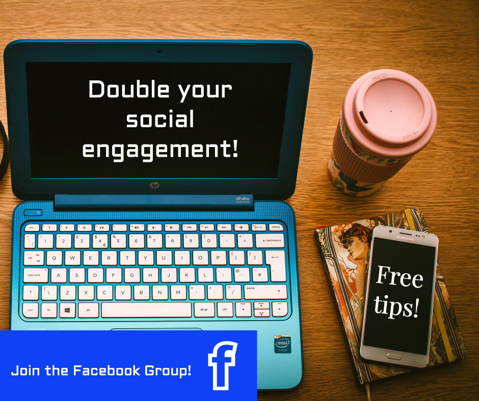 Double your social engagement