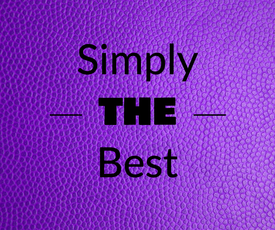It's simply the best