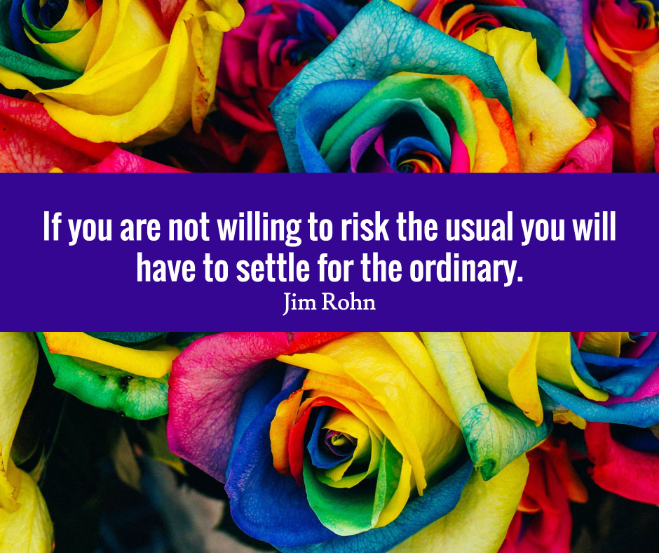 Risk the usual - settle for ordinary