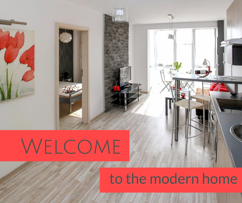 Welcome to the modern home