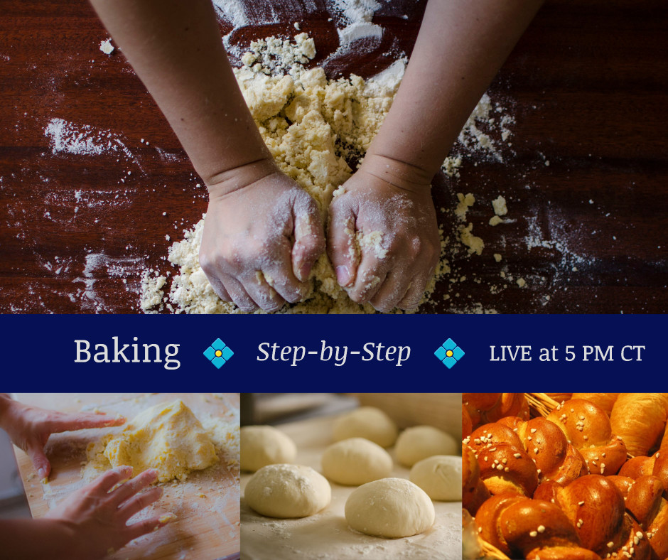 Baking - step-by-step