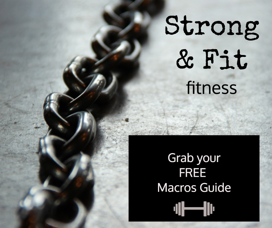 Strong & fit - fitness