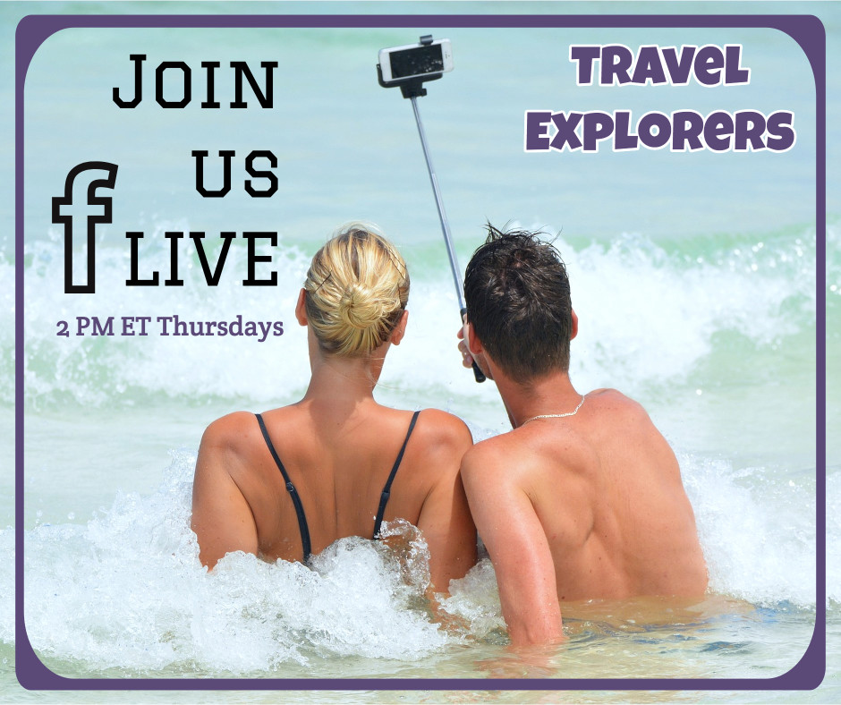 Travel explorers - Join us