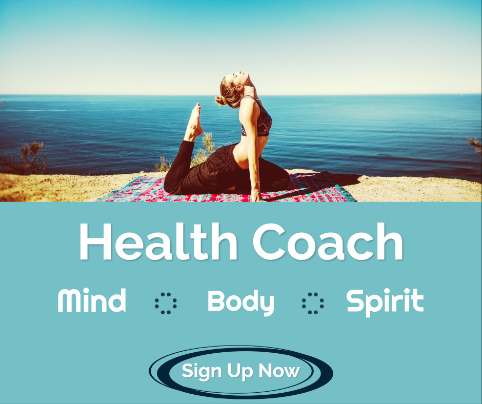 Health coach - Sign up