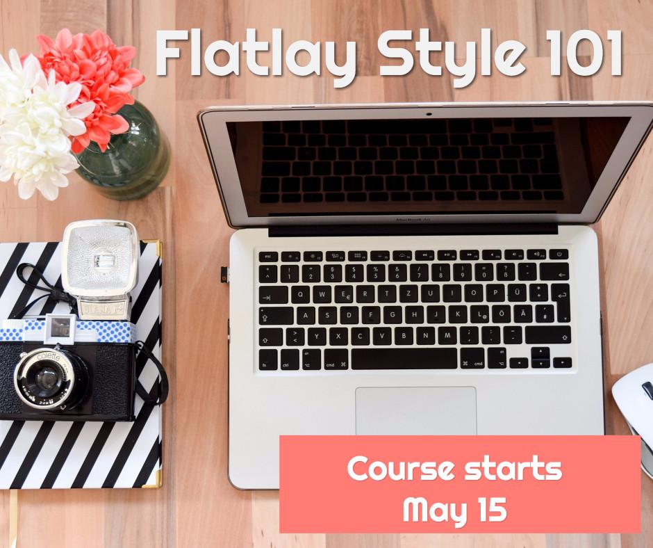 Flatlay styles 101